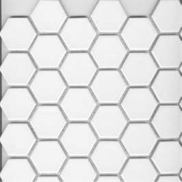 TopCer HEX white 10x10